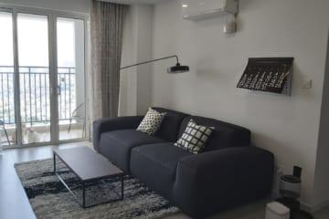 Sofa văng đôi Avenue – Chị Quỳnh Trâm – Sunrise City View, Q7, HCM