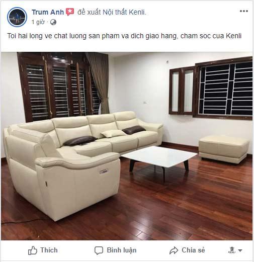 bài post của khách hàng
