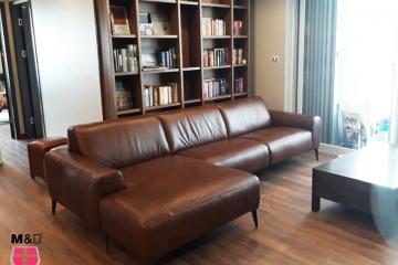 3 bí quyết đắt giá khi chọn mua sofa da nhập khẩu