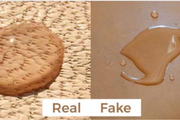Cách phân biệt da thật & giả da