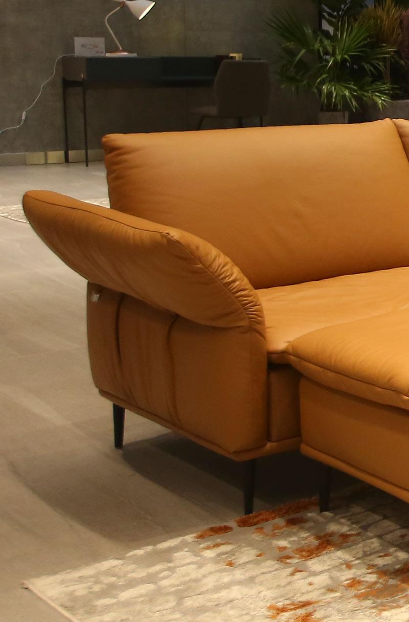 Sofa da thật F026 văng 2 lớn3