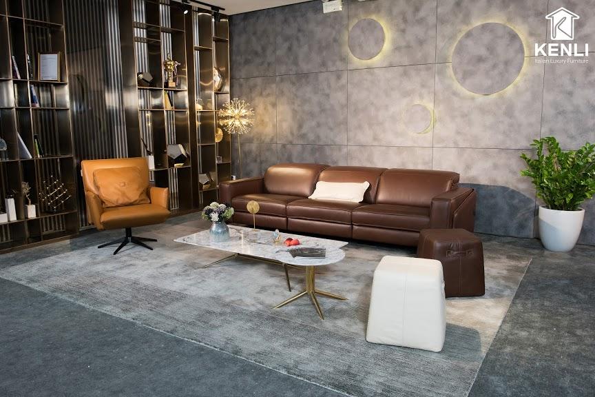 Sofa da thật FE10 văng 33