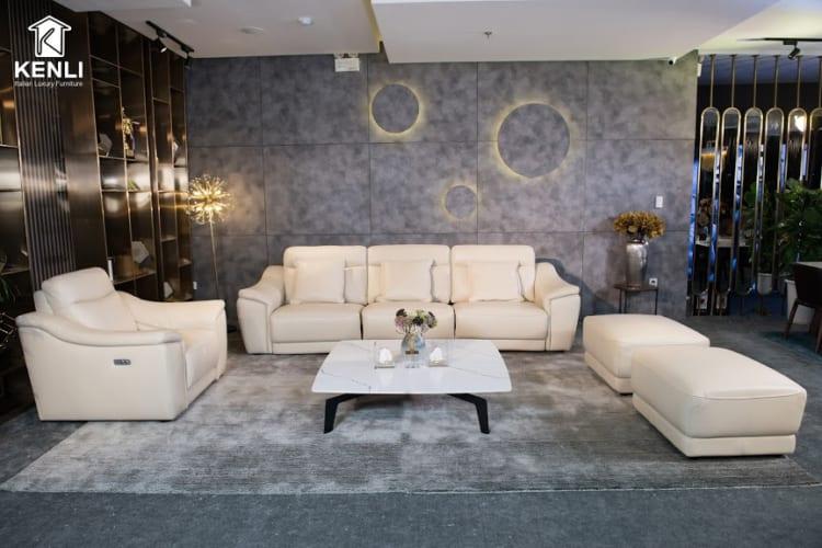 Full bộ sofa EE27 sang trọng