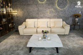 Sofa da thật EE27 văng 3 (L3070xW1000xH920)