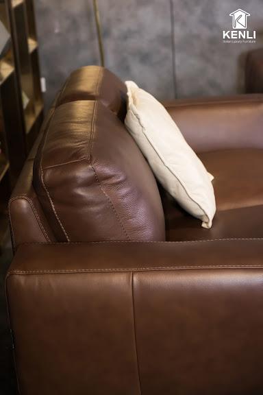 Sofa da thật MD F019 văng 24