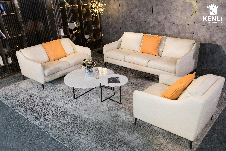 Sofa da thật E130 văng 3 (L2000xW1000xH810)3