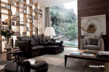Hướng dẫn chọn ghế sofa da cao cấp cho phòng khách biệt thự
