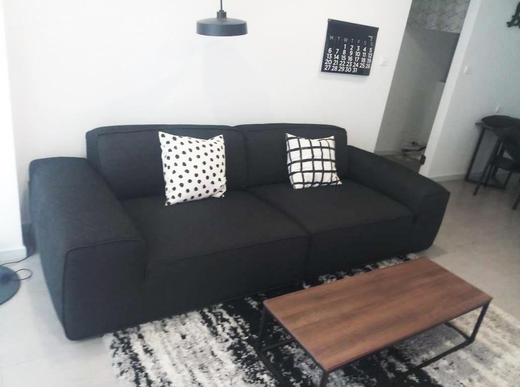 Sofa tại nhà khách hàng