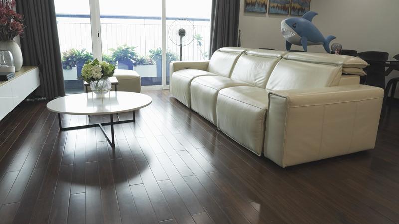 sofa da trắng thông minh EE87