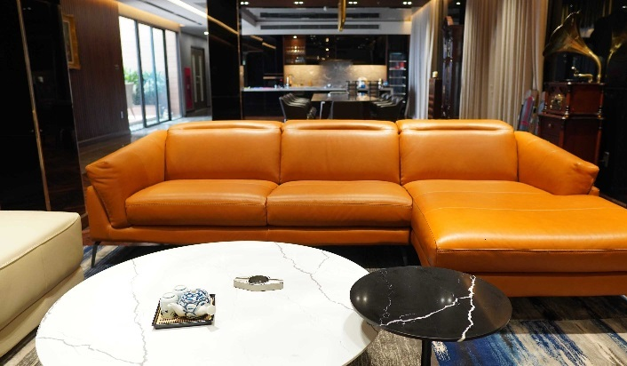 Sofa da F021