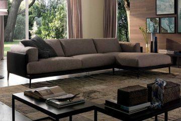 Sofa Italia Edo văng L;