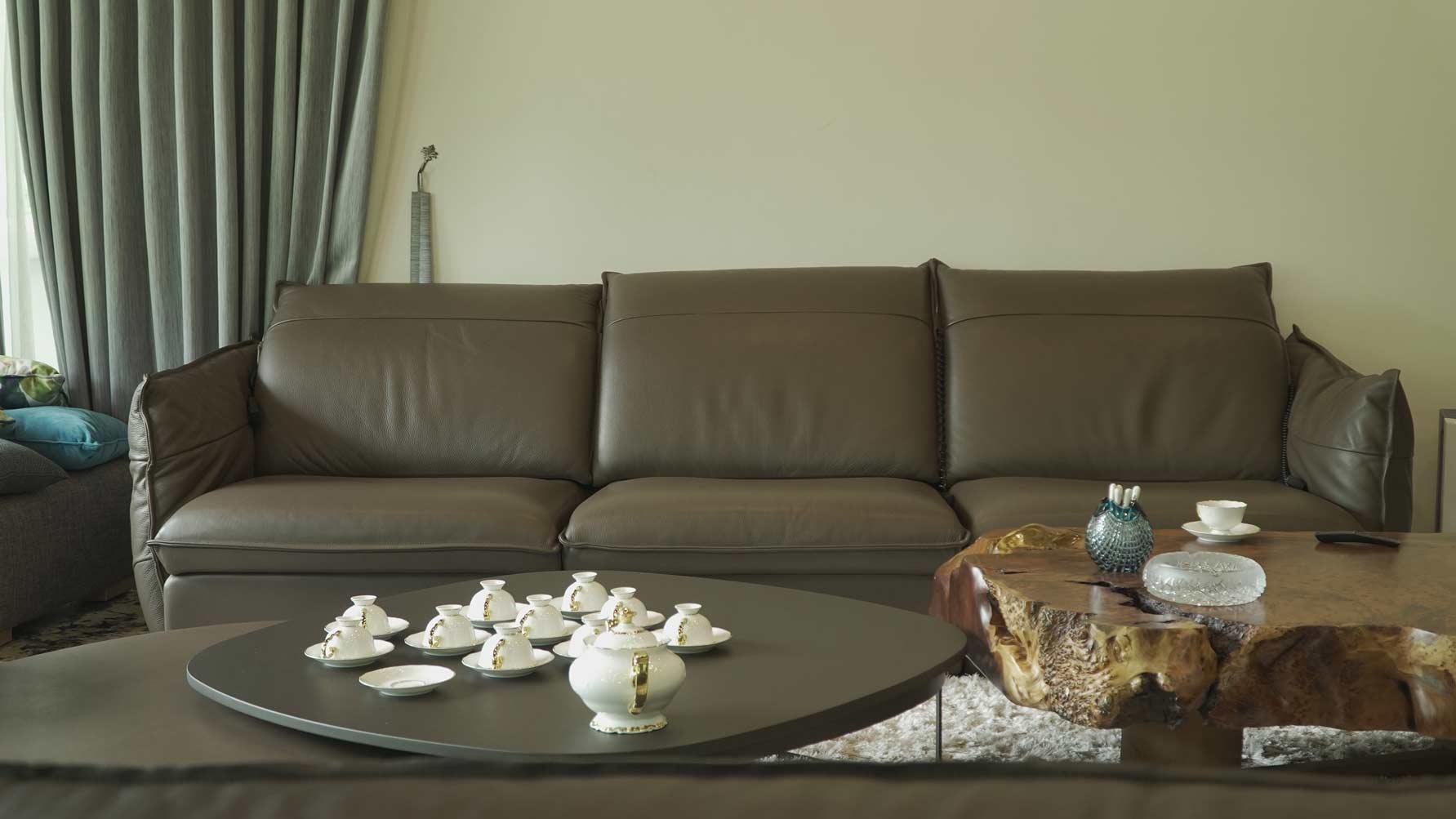 Bộ sofa softy đẹp