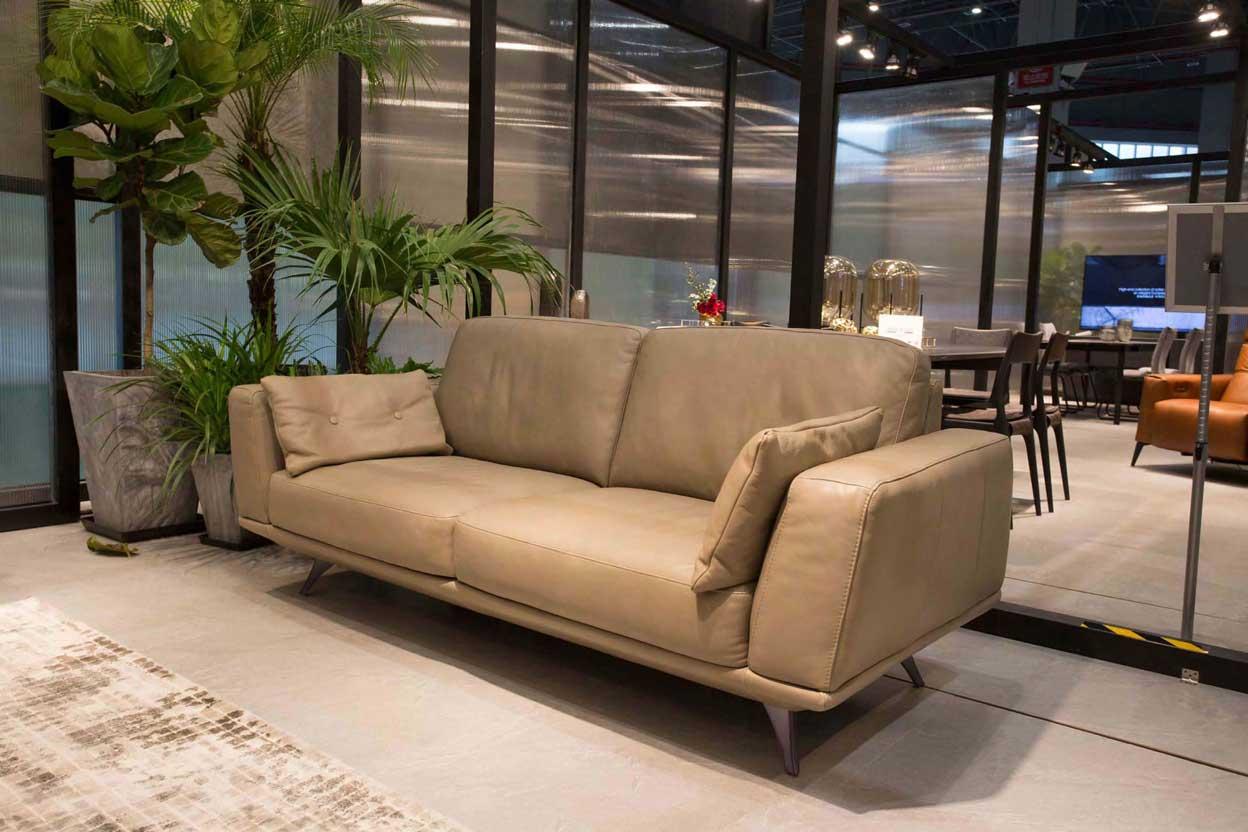 Sofa da thật MD F019 văng 26