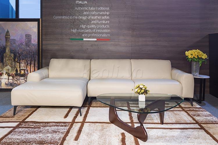 Ghế Sofa da E119