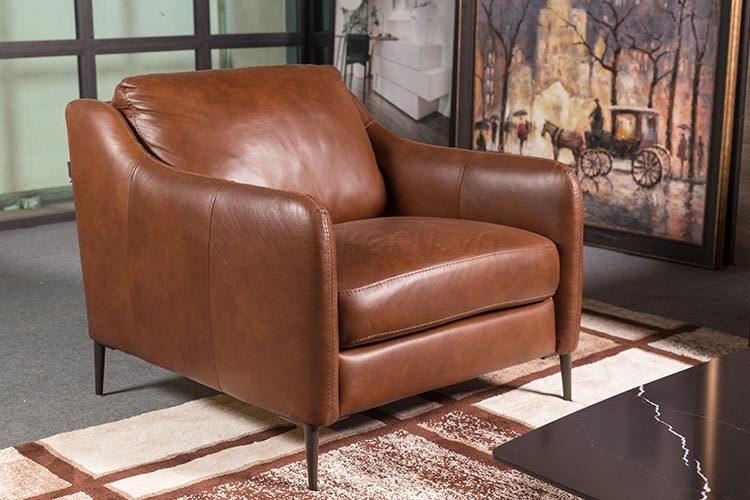 Ghế sofa E130 văng đơn cao cấp