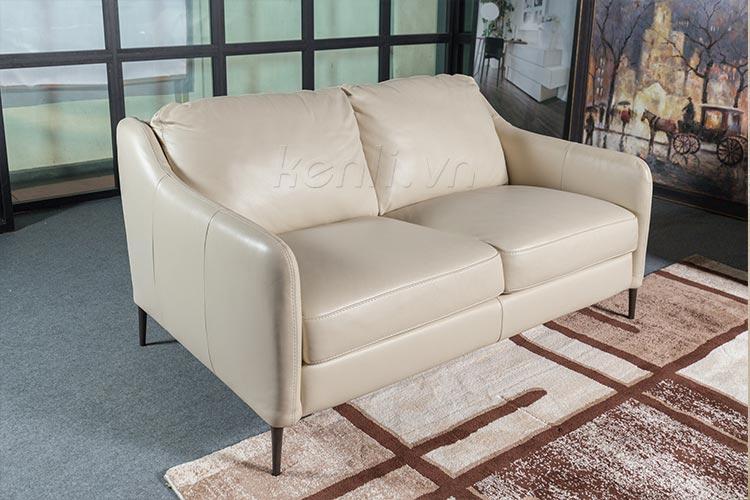Sofa da thật E130 văng 27