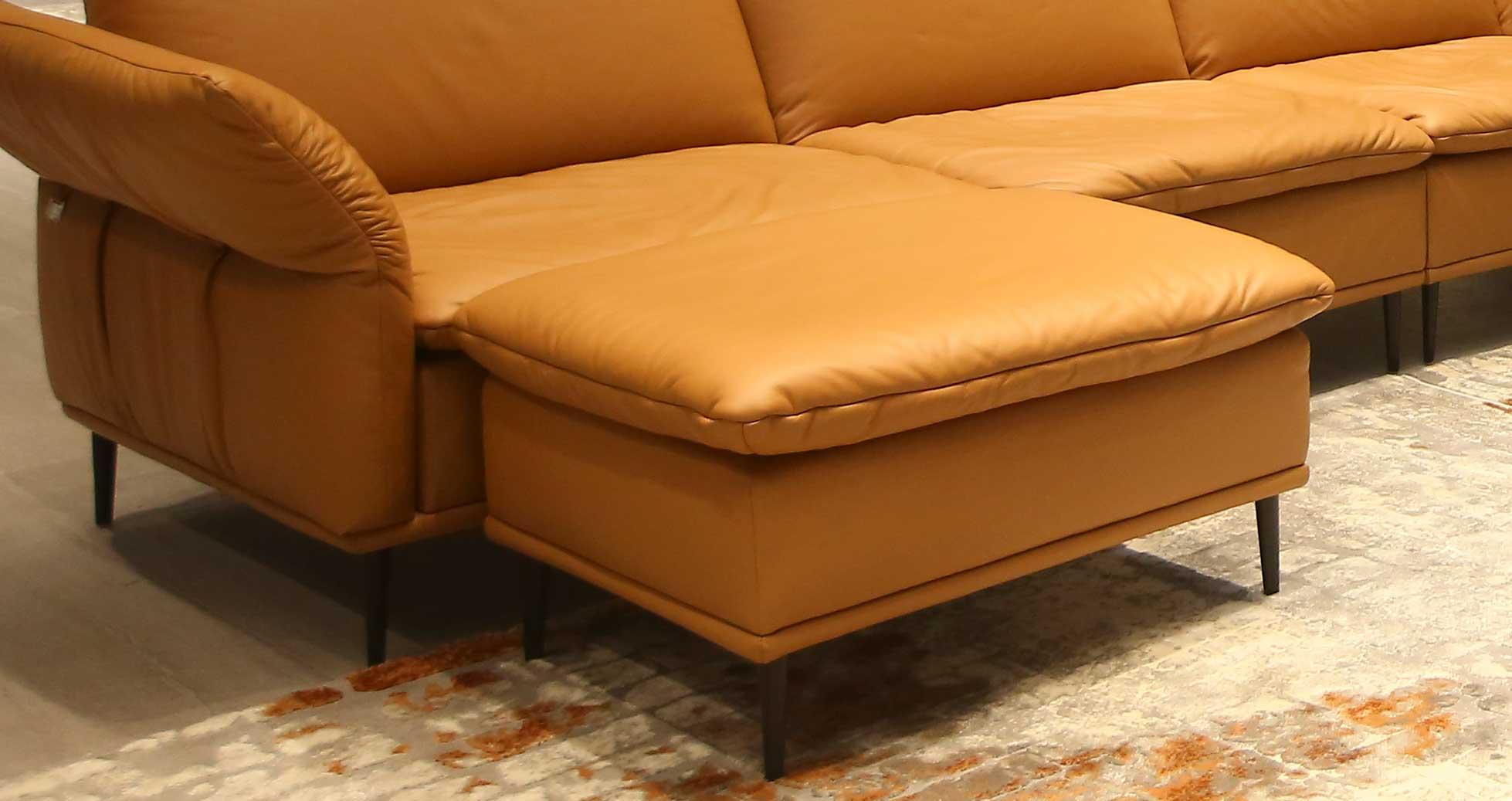 Sofa da thật F026 văng 2 lớn4