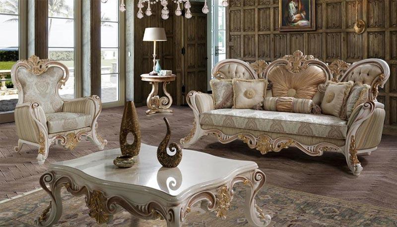 5 mẫu Sofa cổ điển, tân cổ điển được ưa chuộng nhất 2019