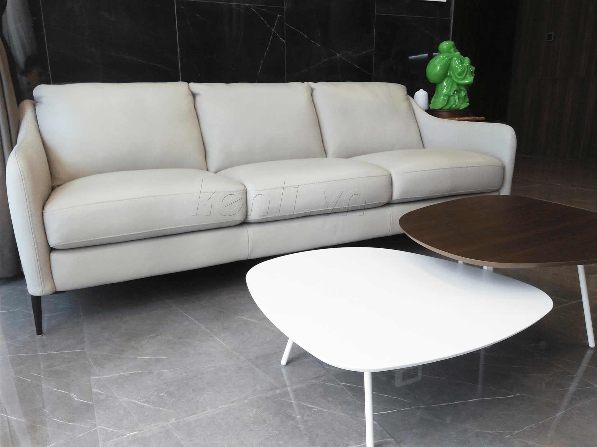 Sofa da thật E130 full bộ11