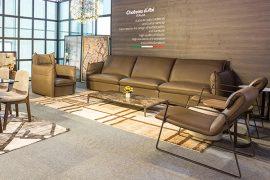 Sofa da thật Italia Softy văng 3 (L3150xW1090/1630xH890)