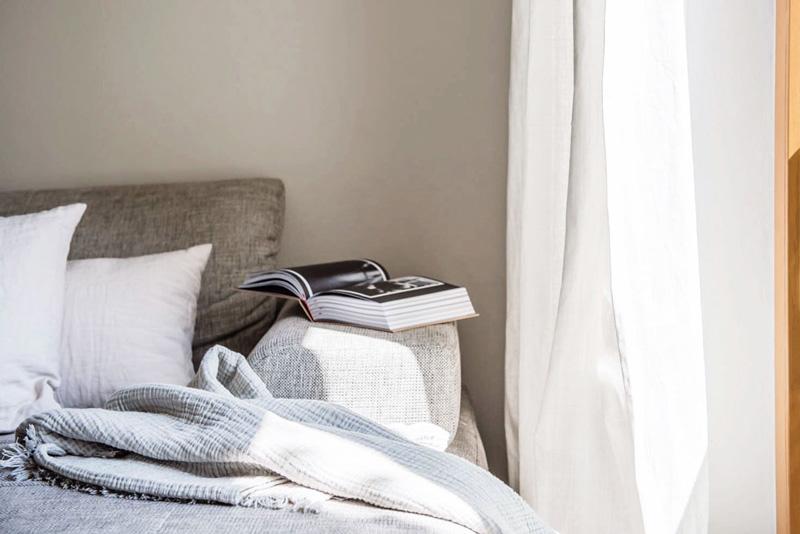 ghế sofa vải tạo cảm giác thoải mái