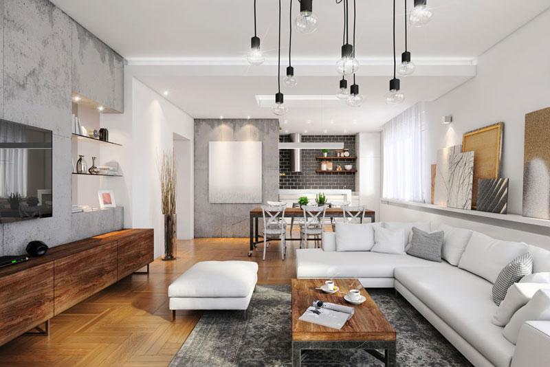 8 xu hướng bài trí phòng khách đẹp trong 2020