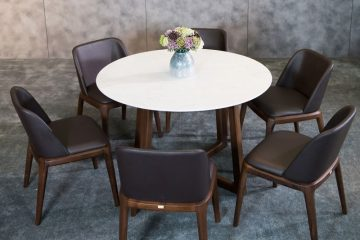 Bàn ăn Gaia 6 ghế;