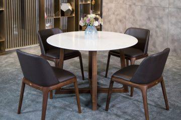 5 tiêu chí chọn bàn ăn 4 ghế cho nhà nhỏ