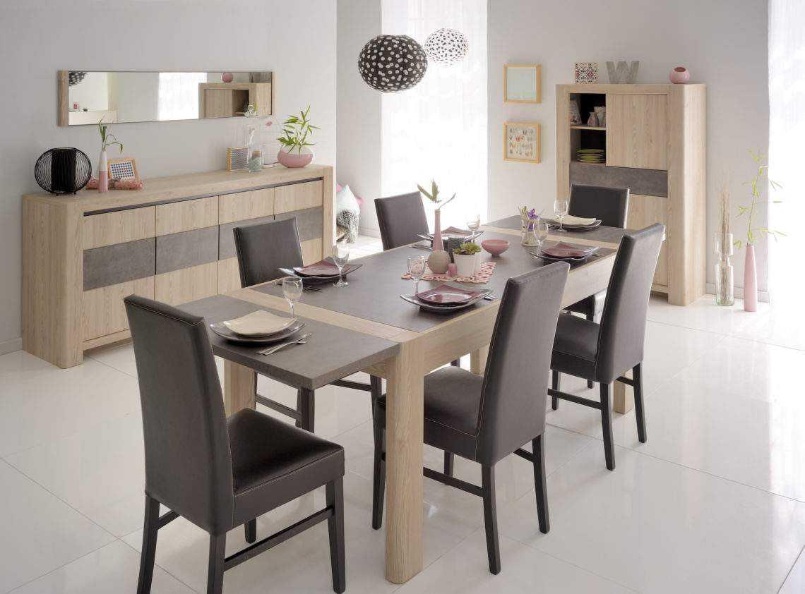 bàn ghế ăn nhập khẩu mặt gỗ