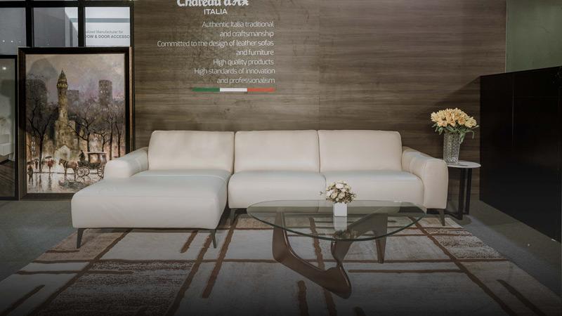 sofa da