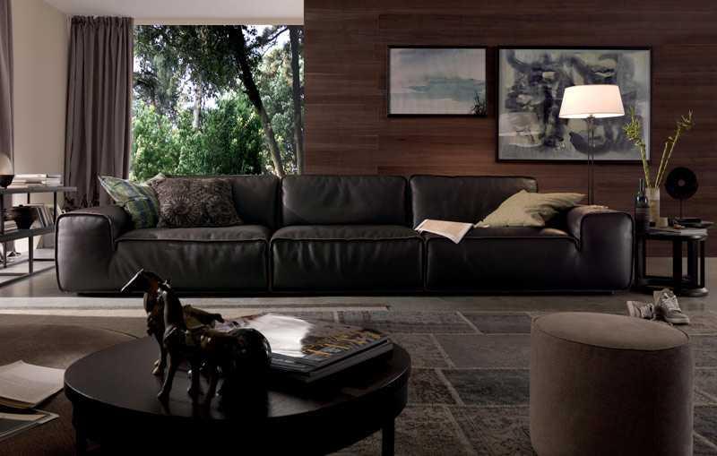 sofa da thật avenue