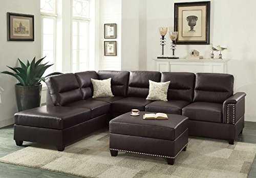 sofa da thật đảo ngược