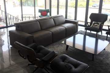Hướng dẫn chọn sofa da thật cao cấp cho phòng khách biệt thự