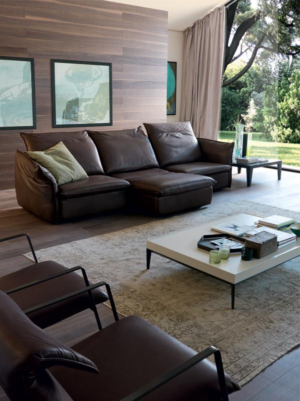 Sofa da thật Italia Softy full bộ (Văng 3 + Văng đơn + 2 Ghế Eastway)6