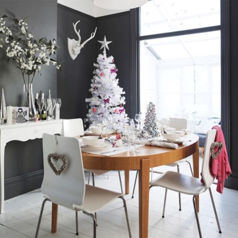 Phòng bếp mùa giáng sinh