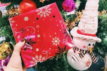Quà Giáng sinh – Lung linh khắp chốn