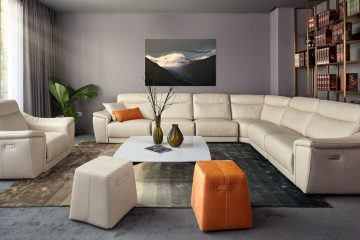 Thương hiệu sofa da thật hàng đầu châu Âu sẽ xuất hiện trong Vietbuild TP HCM tháng 12/2019