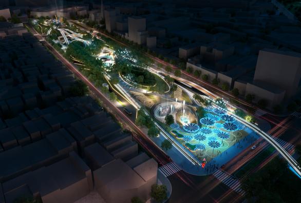 dự án công viên 23-9