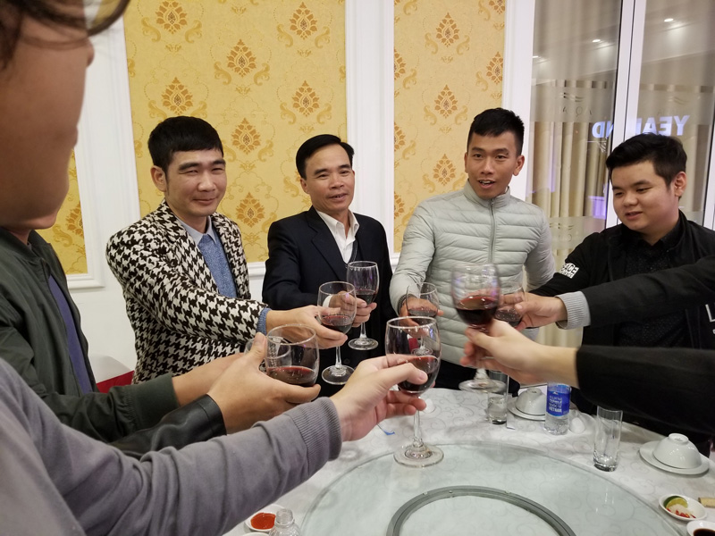 ảnh year end party