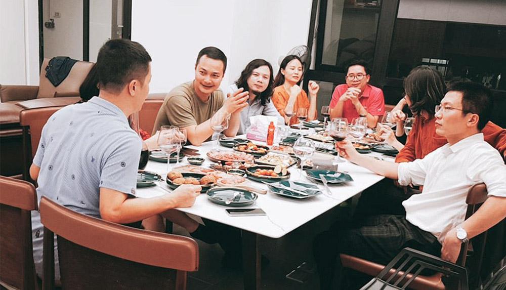Niềm vui quây quần đầu năm của gia đình anh Thắng – Khách hàng Kenli