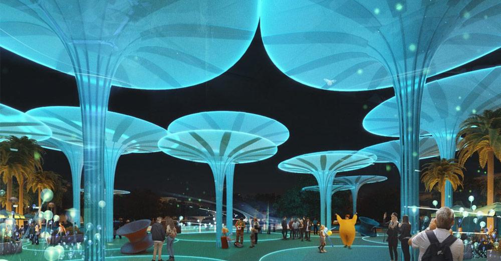 """Công viên 23/9 tại HCM chiến thắng giải thưởng """"Dự án tương lai của năm"""" Ashui Awards 2019"""