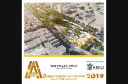 """Kết thúc 2019: Kenli hân hạnh góp mặt với vai trò nhà tài trợ """"Dự án tương lai của năm"""" Ashui Awards 2019"""