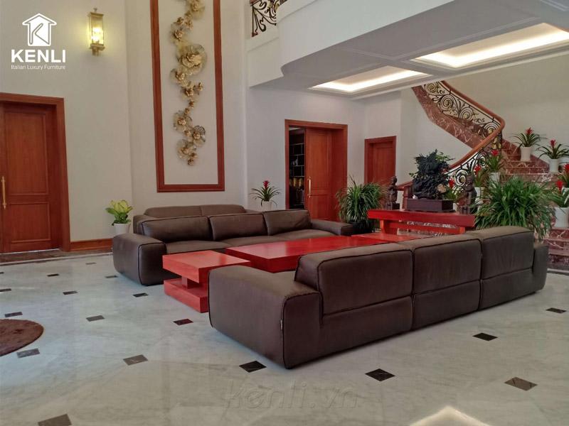 sofa tại nhà anh minh