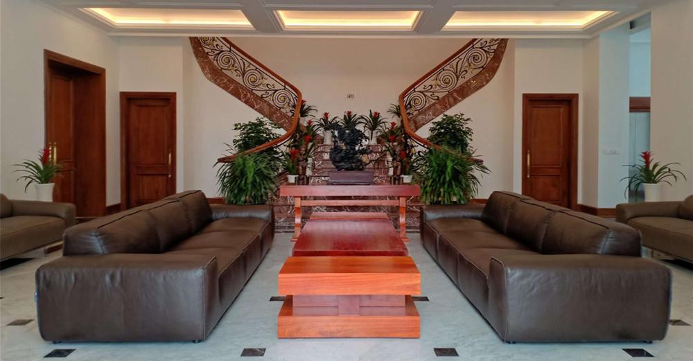 Sofa da Avenue – Lựa chọn xứng tầm đẳng cấp