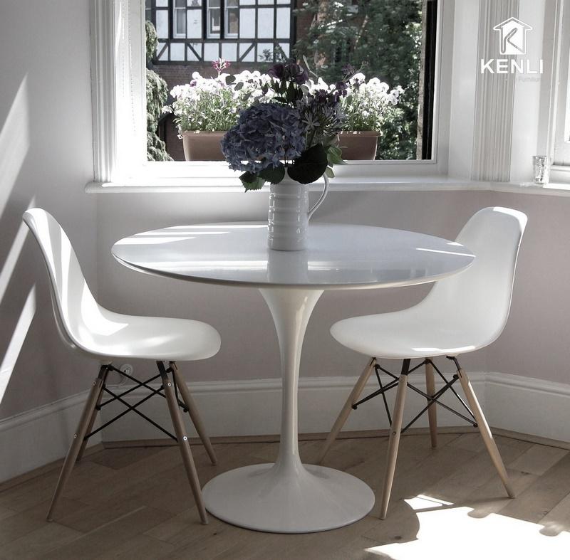 Top 10 bộ bàn ăn tròn hiện đại cho phòng bếp của bạn