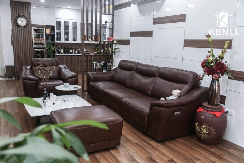 Sofa EE27 tại nhà khách