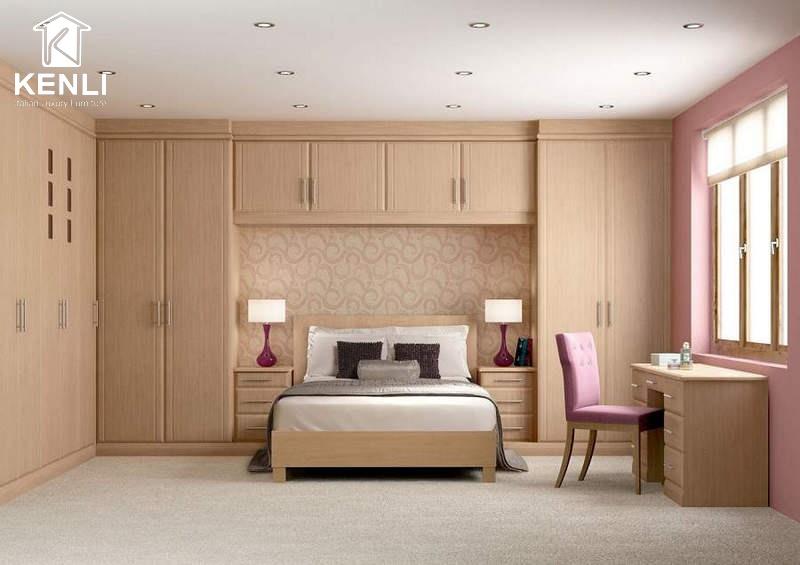 Giường tủ kết hợp cho phòng ngủ