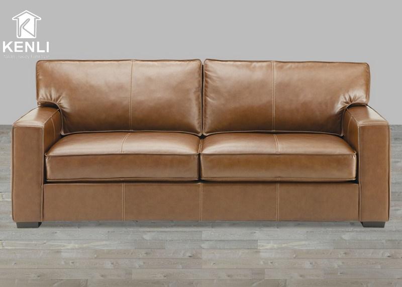 Ghế sofa da hạt