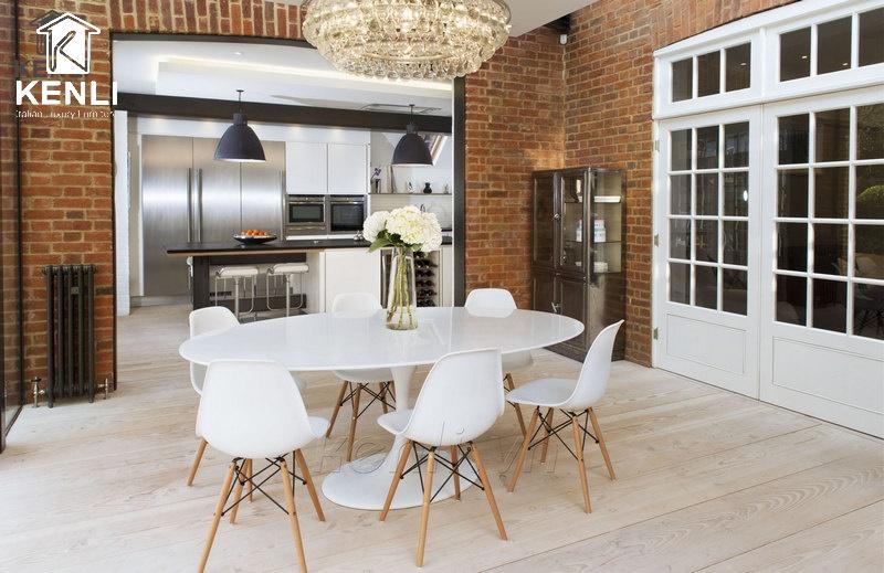 Bàn ghế ăn cho phòng bếp hiện đại