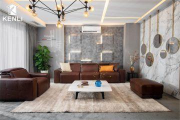 Các mẫu bàn ghế sofa cao cấp cho nhà nhỏ